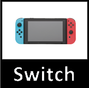 任天堂Switch修理料金の価格表