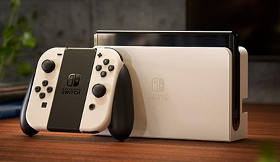 新しく任天堂Switchが10月に発売予定